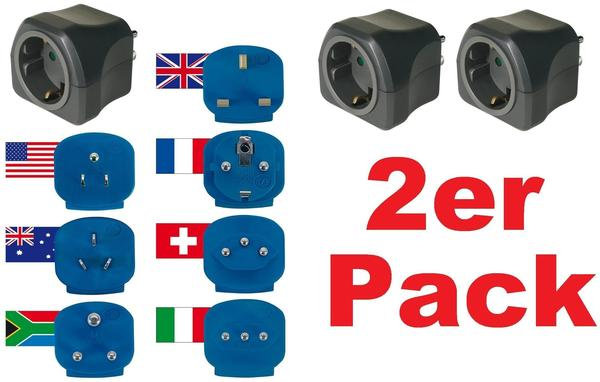 Brennenstuhl Adapter-Set (1508160)