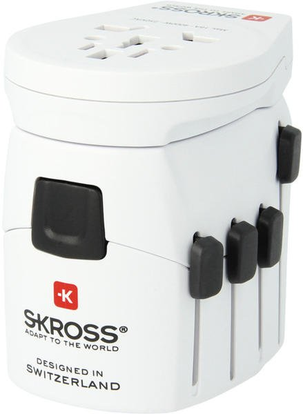Skross Pro World & USB (1.302535)