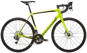 Cannondale Synapse Carbon Disc Red eTap (2018) neon-yellow/black