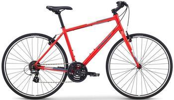 Fuji Bikes Fitnessbike ABSOLUTE 2.1, 24 Gang Shimano Altus Schaltwerk, Kettenschaltung rot 28 Zoll (71,12 cm)