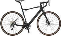 GT Bicycles Grade Carbon Pro Herren satin black/copper/dusty blue 55cm (28