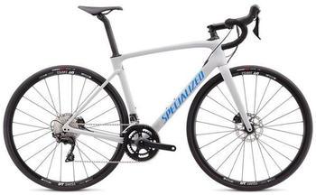 Specialized Roubaix Sport Carbon 2020 gloss dove gray-pro blue