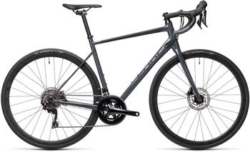 Cube Attain SL (2021) grey'n'black