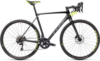 Cube Cross Race C:62 Pro (2021) carbon'n'flashyellow