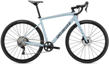 Specialized Diverge Comp E5 (2021) Gloss Ice Blue/Smoke/Chrome/Clean