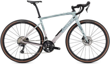 Specialized Diverge Comp Carbon (2021) Gloss Ice Blue/Clay/Cast Umber/Chrome/Wild Ferns