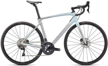 Specialized Roubaix Comp (2021) gloss ice blue/dove grey/cool grey