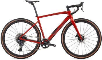 Specialized Diverge Pro Carbon (2021) redwood-smoke-chrome-clean