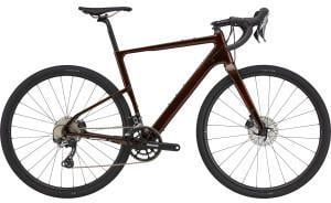 Cannondale Topstone Carbon 2 (2021) tinted saber