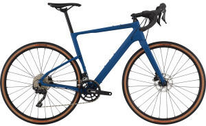 Cannondale Topstone Carbon 6 (2021) abyss blue