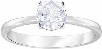 Swarovski Attract Round Ring weiß 55 (5368542)