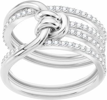 Swarovski Lifelong Wide Ring weiß 58 (5402448)