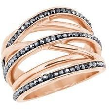 S.Oliver Ring (000000000001268100) rosa gold