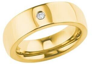 S.Oliver Ring (6003843) gold