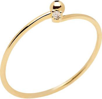 PDPAOLA L'Essentiel Essentia Ring gold
