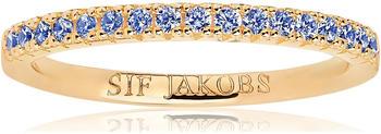Sif Jakobs Jewellery Ellera Ring SJ-R2869-BLN(YG)