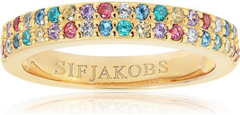 Sif Jakobs Jewellery Corte Due Ring gold