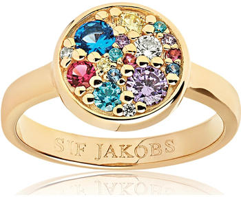 Sif Jakobs Jewellery Novara Ring SJ-R1056-XCZ