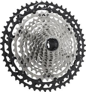 Shimano Deore XT CS-M8100 12-fach silver/black 10-45T