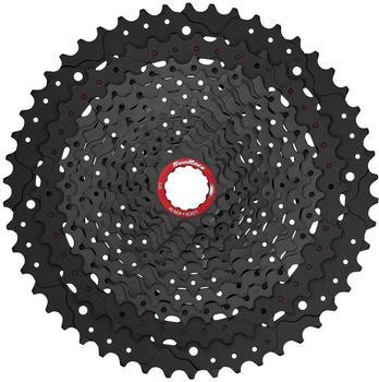 SunRace CSMZ91X WT5 12-fach black 10-50T