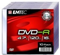 EMTEC Magnetics Dvd+r 4.7GB