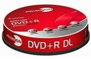 Primeon DVD+R 4,7GB 120min 8x Photo on Disc bedruckbar 50er Spindel