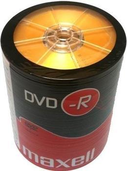 Maxell DVD-R 4,7GB 120min 16x 100er Shrinkpack