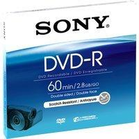 Sony Rohlinge DVD-R Mini 60Min 2,8GB 2x Jewelcase