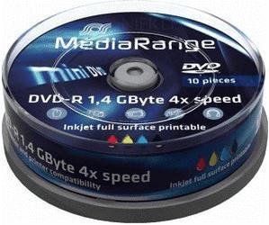 MediaRange DVD-R Mini