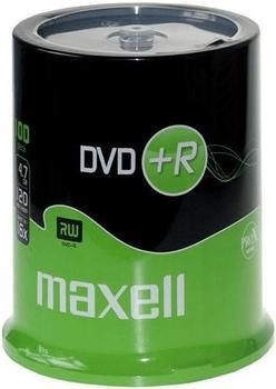 Maxell DVD+R 4,7GB 120min 16x 100er Spindel