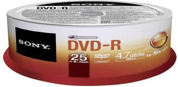 Sony DVD-R 4,7GB 16x