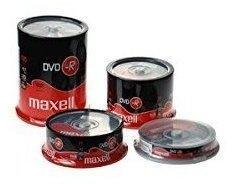 Maxell DVD-R 120 Minuten, 4,7 GB, 16x, 10er Spindel