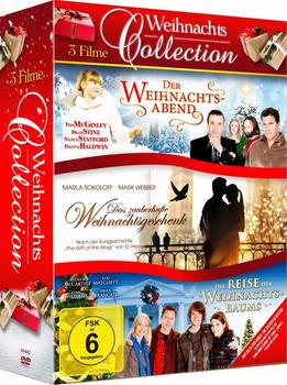 Weihnachts Collection - 3 Filme [DVD]