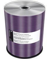 MediaRange 100 Professional Rohlinge DVD+R Double Layer blank 8,5GB 8x Spindel