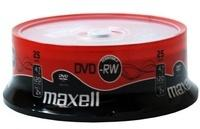 Maxell DVD-RW 4.7GB 2x 25er Spindel