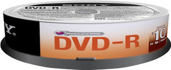 Sony DVD-R 4,7GB 16x 10er Spindel
