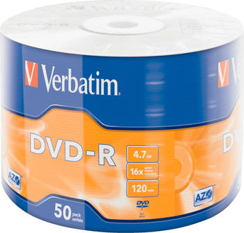 Verbatim DVD-R 4.7GB 16x (43788)