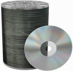 MediaRange DVD+R 4,7GB 120min 16x Blank 100er Spindel