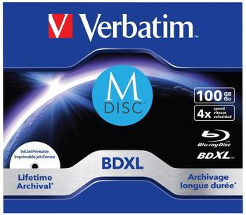 Verbatim M-Disc BD-R 100GB 4x (43834)