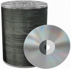 MediaRange DVD+R 4.7GB, 100er Spindel (100x)