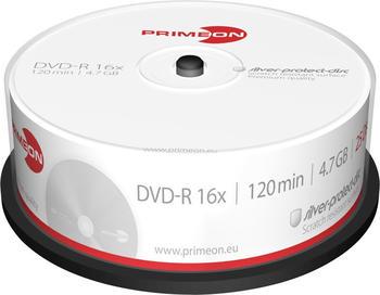 Primeon DVD-R 4,7GB 16x 25er Spindel
