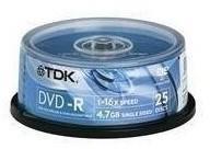 TDK Systems DVD-R 4.7