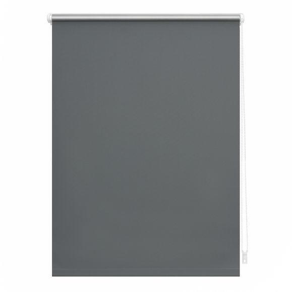 Lichtblick Verdunkelungsrollo Thermo Haftfix 80x150cm grau