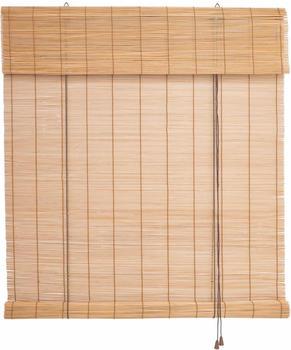Liedeco Bambus mit Seitenzug 120x160cm kirschbaum