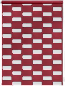 Lichtblick Duo Rollo Arena Klemmfix 70 x 150 cm rot