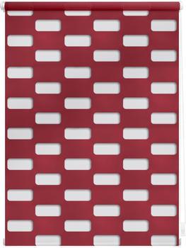 Lichtblick Duo Rollo Arena Klemmfix 100 x 150 cm rot