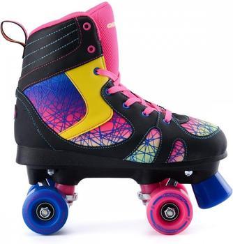 Osprey Spectrum High Top Roller Skate Fly Knit black