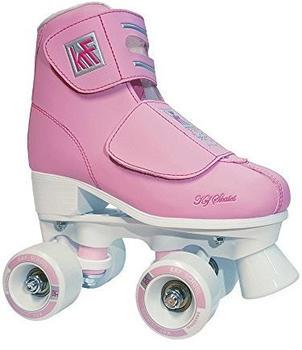 KRF School Velcro pink