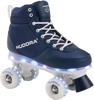 Hudora Rollers skate Advanced navy LED