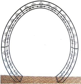 Garden Pleasure Lamos oval 200 x 38 x 220 cm